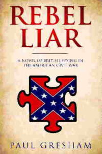 confederate flag and jigsaw used in book cover